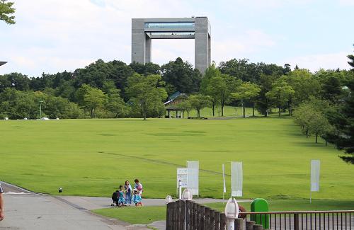 富山観光めぐり:太閤山ビエンナーレ2015へ行ってきた