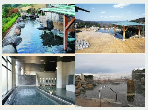 富山の温泉:福光医王山温泉 ぬく森の郷1