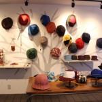 富山駅前手作り帽子工房テツオミシンさんで帽子を購入