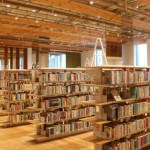 toyamaキラリ内の富山市立図書館で本を借りてみた