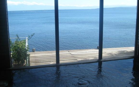 ラ・セリオールさん内風呂:富山温泉