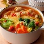 人生初のトマト鍋が美味くてワロタ