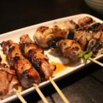 富山駅裏で美味しい焼き鳥屋ならやきとり天ちゃん