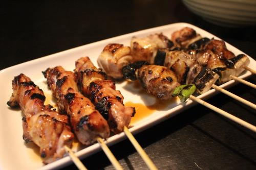 富山駅裏で美味しい焼き鳥屋なら「やきとり天ちゃん」