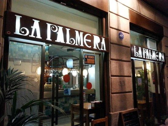 バルセロナで人気レストランバルならカルペップ&ラ・パルメラ