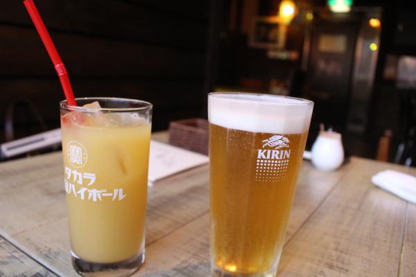 富山駅前イタリア居酒屋@(アット)さんにて打ち合わせ