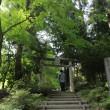 富山のパワースポット 御皇城山(呉羽)皇祖皇太神宮