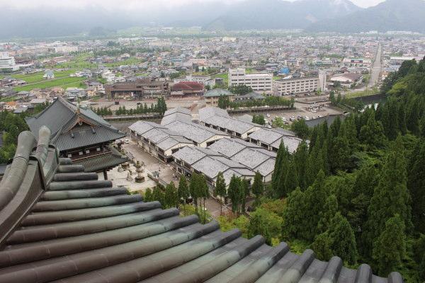 門前町上から:福井観光するなら越前大仏は必須!北陸屈指の珍スポット?