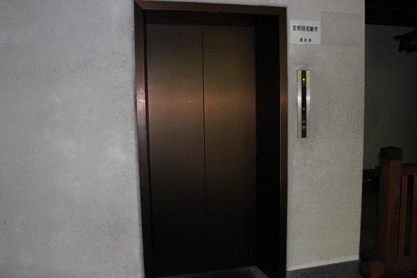エレベーター:福井観光するなら越前大仏は必須!北陸屈指の珍スポット?