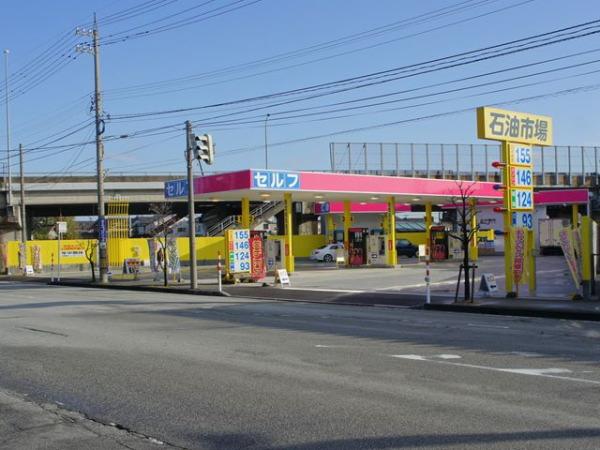 カナショク:表示価格より10円安い!富山の最安値ガソリンスタンド2選