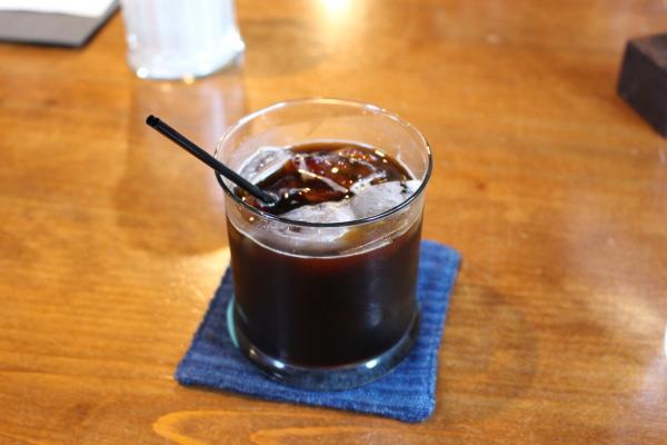 カフェメイビーアイスコーヒー:富山市赤田