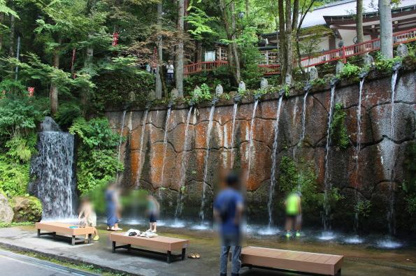 滝修行:上市のパワースポット岩彫不動明王がある大岩山日石寺に行ってきた