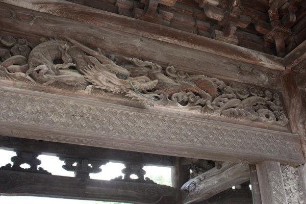 瑞泉寺山門:井波(いなみ)灯りアートで瑞泉寺ライトアップ&閑乗寺ハッピーセブン