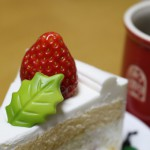 パウンドハウスでショートケーキ購入&鶏よしクリスマス唐揚げ