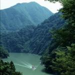 富山の絶景日帰り温泉なら南砺市「ゆー楽」露天風呂!