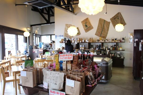 内観2:富山カフェ・セルコーヒーロースターズ