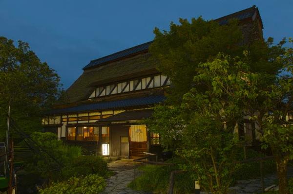 合掌造り:五万石千里山荘さんの夜の女子会プラン満足度がすごい