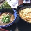 つけ麺:富山ランチ:ラーメン一心さんで完全無化学調味料煮干しラーメン