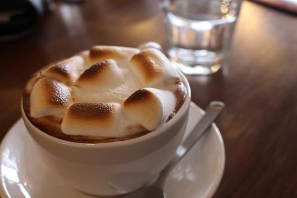 マシュマロ富山カフェ:日本代表バリスタ所属のセントベリーコーヒーへ