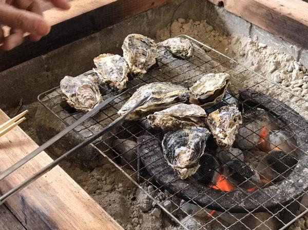 牡蠣:南砺市みのふぁーむさんで有機無農薬大豆で味噌作りを体験!