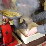 南砺市みのふぁーむさんで有機大豆味噌作り体験!(レシピ有り)
