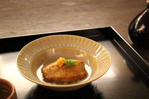 里芋::富山日本料理冨久屋
