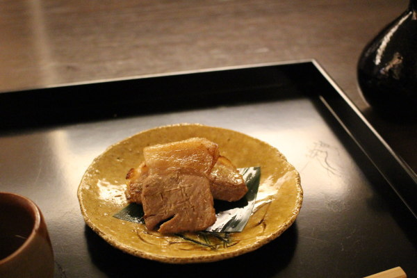 イノシシ::富山日本料理冨久屋