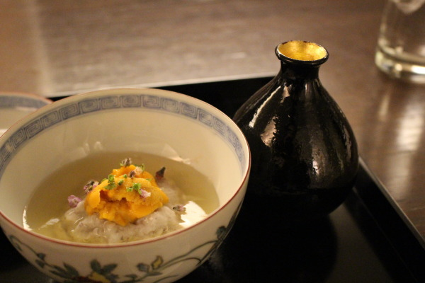 ウニ:富山日本料理冨久屋
