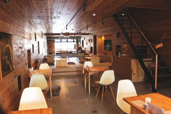 カフェスペース:富山ランチ:魚津のオサレカフェ藤吉さんで高品質食材を楽しむ