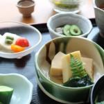 富山ランチ:眺望抜群の呉山飛天(ござんひてん)さんで麦とろ御膳