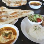 富山カレー:インド料理ガンディでヘルシーカレーランチ(高岡市佐野)
