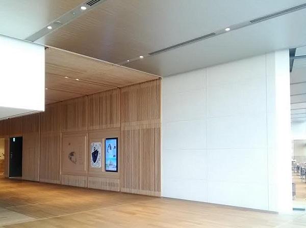 館内1:子どもが遊べる美術館!富山県立美術館に行ってきました。