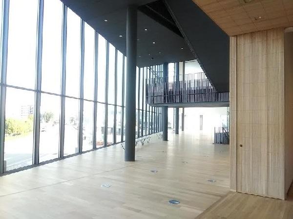館内2:子どもが遊べる美術館!富山県立美術館に行ってきました。