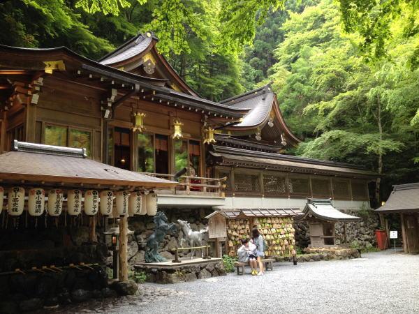 本宮:京都屈指のパワースポット!貴船神社(京都市左京区)観光に行ってみた