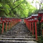 京都屈指のパワースポット!貴船神社(京都市左京区)観光に行ってみた