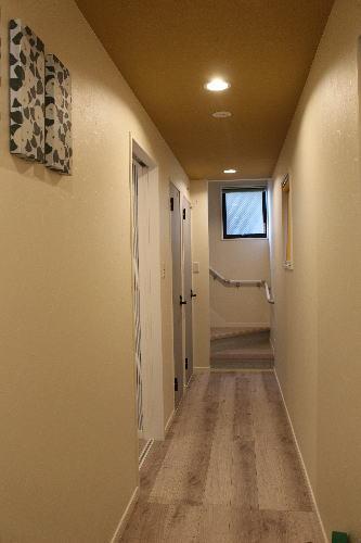 1階廊下:京都で子供連れ一棟貸しホテルなら東寺ハウスがおすすめ!