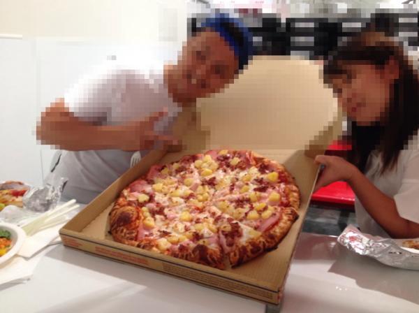 ピザ:コストコ富山に行ってアメリカ体質を知る