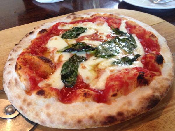 マルゲリータ:富山ランチ:人気イタリアンイルゴッチ(大沢野)さんでパスタ&ピザを食す