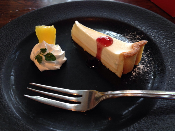 デザート:富山ランチ:人気イタリアンイルゴッチ(大沢野)さんでパスタ&ピザを食す