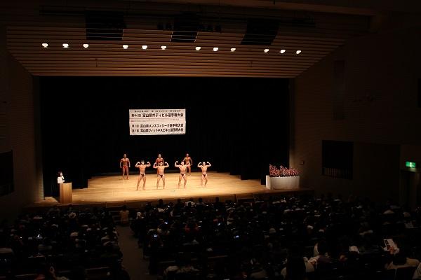 掛け声が秀逸!富山県ボディビル選手権が面白かった