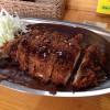 チキンカツ写真:富山ランチカレー日記:ゴールドカレー豊田店さんでチキンカツカレー