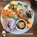 砺波ランチ日記:麹&発酵ごはんのイチカキッチンさんでプレートランチ