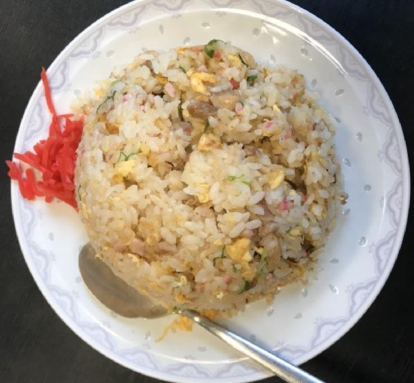 炒飯 南砺市ランチ日記:人気中華店の青龍さんで唐揚げ会食