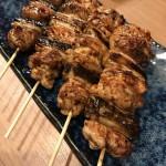 富山焼き鳥日記:ゴロゴロ焼き鳥と付き出しキャベツが美味なとり翔さん