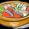 鍋の鮭、ラクスル社長松本さん講演。