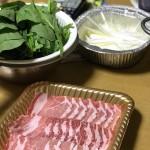 豚は豚でもイベリコ豚しゃぶが美味い