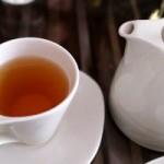 100グラム3,000円以上の阿里山高山茶を飲む