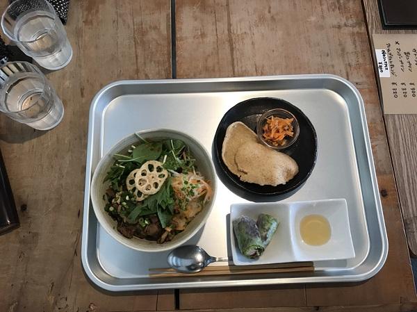 糸カフェ ランチ