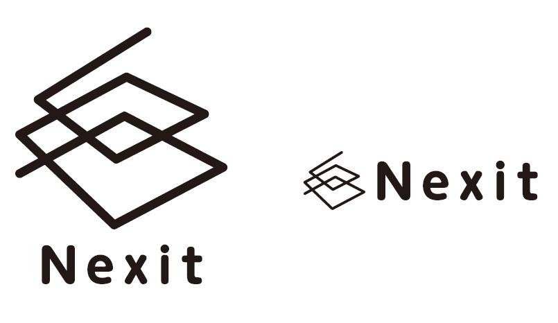 立体駐車場のNexit(ネクジット)様ロゴマーク制作
