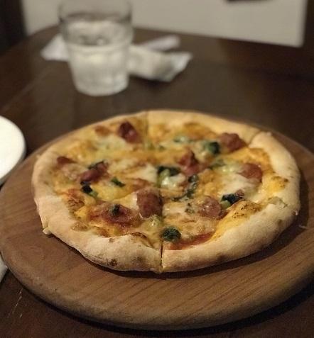 ユニコネルモンド ピザ